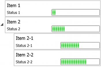 WPF TreeViewのアイテムを幅一杯に伸ばす